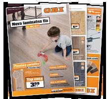 Nova laminatna tla
