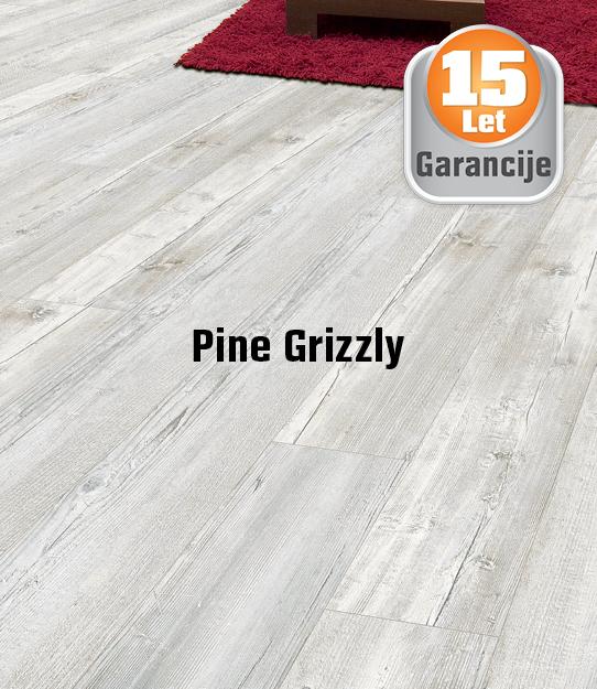 Laminatni pod - Pine Grizzly