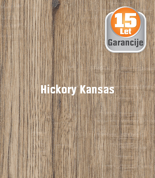"OBI Laminatni pod ""Excellent"" - Hickory Kansas"