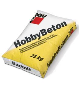 Beton Baumit Hobby Beton