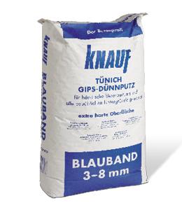 Mavčni tankoslojni omet Blauband