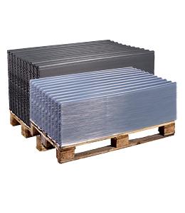 Valovita PVC-plošča
