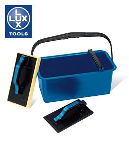 Komplet za čiščenje ploščic LUX-TOOLS