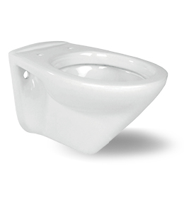 Stenska WC-školjka