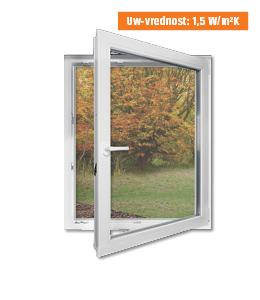 PVC-okno